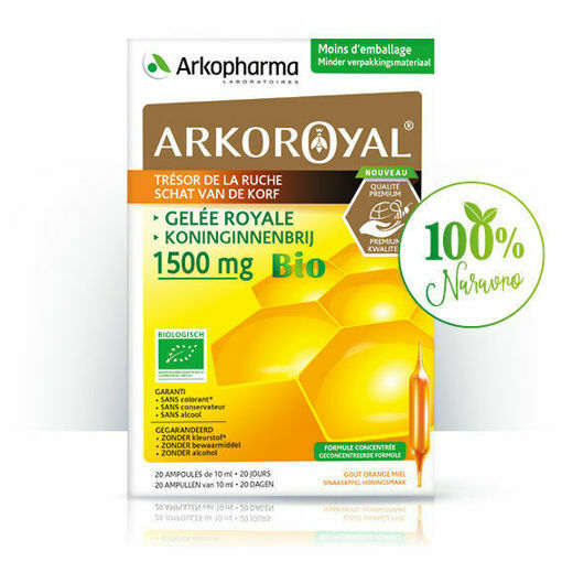 Arkoroyal® BIO Gelée Royale 1500 mg