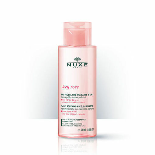 Very rose Eau Micellaire Apaisante 3-en-1