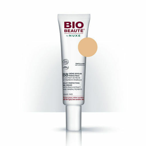 BB Crème Soyeuse Perfectrice Teinte Claire
