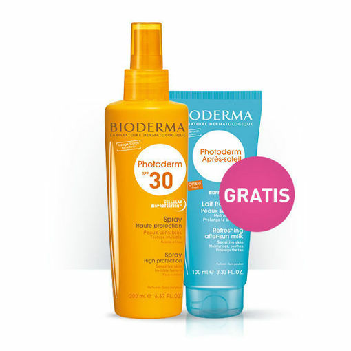 Paket Photoderm Spray SPF 30 & GRATIS Photoderm Apres Soleil