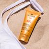 Sun Crème Fondante Haute Protection SPF 50 &  GRATIS Sun Shampooing Douche Après-soleil