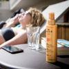 Sun Spray Lacté Moyenne Protection SPF 20 & GRATIS Sun Shampooing Douche Après-solei