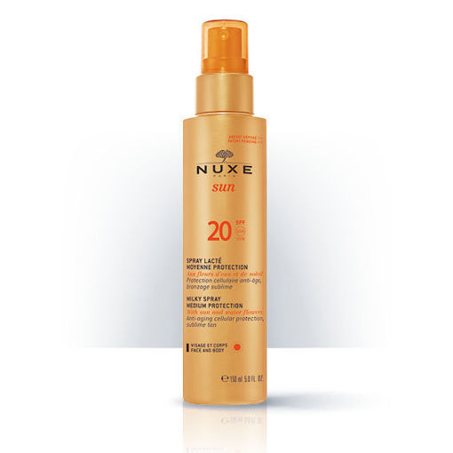 Sun Spray Lacté Moyenne Protection SPF 20