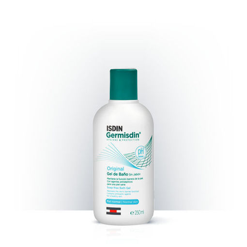 Germisdin® HYGIENE & PROTECTION, Soap-free Bath Gel ORIGINAL