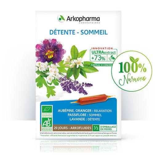 Arkofluides® Détente Sommeil BIO