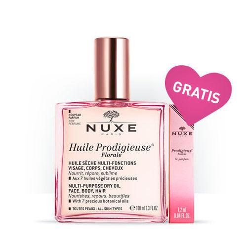 Huile Prodigieuse® Florale + GRATIS mini parfum Floral